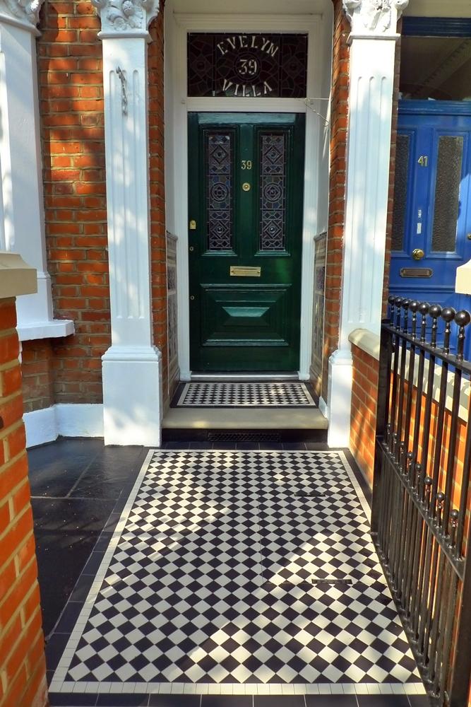 Balham Mosaic Tile Landscape Gardener Balham Sw12